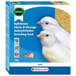 Pasta de cria seca blanca para canarios ORLUX VERSELE LAGA 5 kg