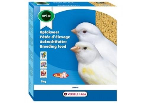 Versele Laga Orlux Pâte de reproduction blanc sec canaries 5 kg