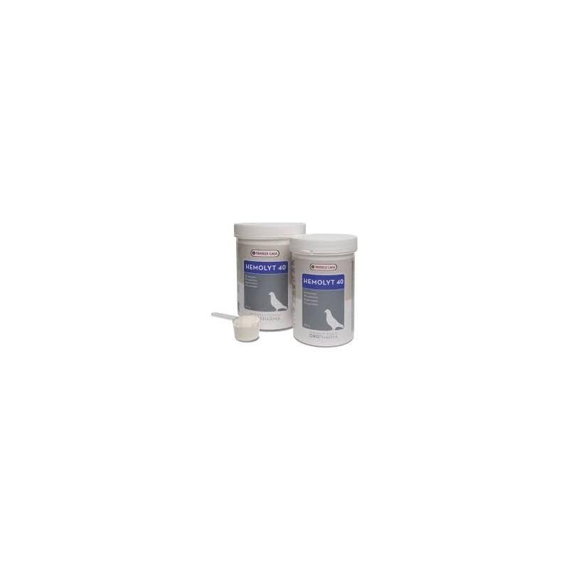 Versele-Laga Oropharma Hemolyt 40 250 gr (électrolytes + protéines animales)
