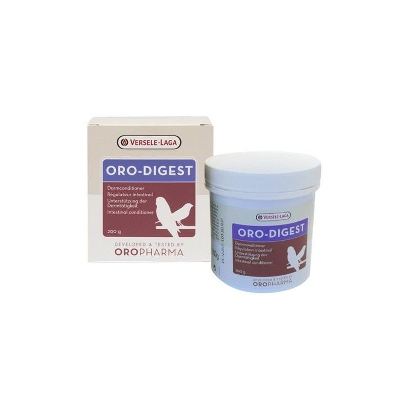 Oropharma Digestal 300 gr (regulator of intestinal). For pigeons and birds
