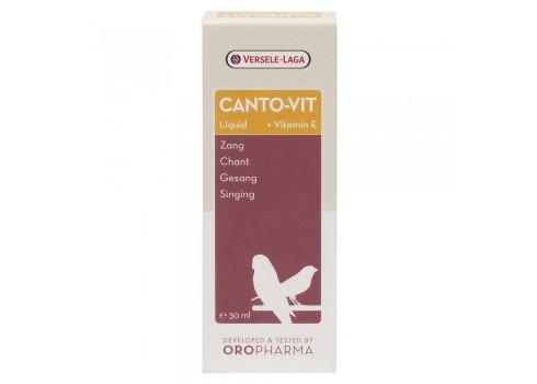 Versele-Laga Canto-Vit 30 ml Suplemento líquido (vitaminas). Para Pájaros