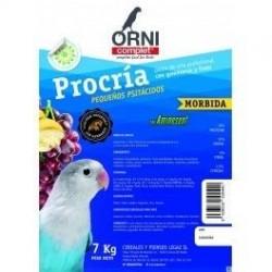 Pâtes ProCria Morbide Legazín de 7 kg pour les Psittacidés