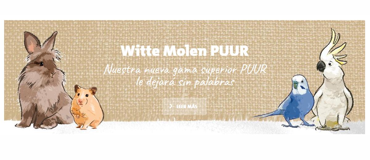 PUUR, nueva gama superior de Witte Molen