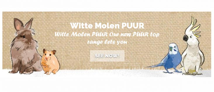 PUUR, new Superior range of Witte Molen