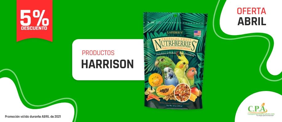 Ofertas Harrison