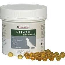 Versele-Laga Fit Oil 300 perlas (perlas aceite hígado bacalao)