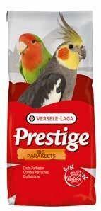 Prestige Grandes Periquitos y Agapornis 20 kg Versele Laga