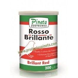 Pineta Rojo Brillante,
